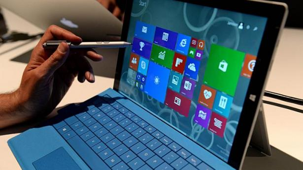 Microsoft Surface Pro 3 al detalle.