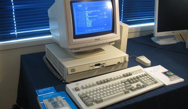 La informática en los 80′ y 90′
